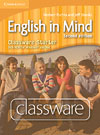 Korice knjige English in Mind Second edition Starter Level - Classware DVD-ROM