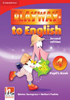 Korice knjige Playway to English Level 4 - Pupil's Book