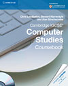 Korice knjige Cambridge IGCSE Computer Studies Coursebook with CD-ROM