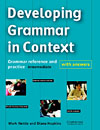 Korice knjige Developing Grammar in Context Intermediate - with Answers