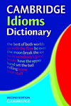 Korice knjige Cambridge Idioms Dictionary