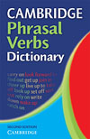 Korice knjige Cambridge Phrasal Verbs Dictionary