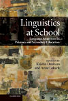 Korice knjige Linguistics at School: Language Awareness in Primary and...