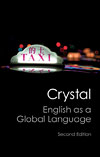 Korice knjige English as a Global Language Second edition