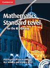 Korice knjige Mathematics for the IB Diploma Standard Level with CD-ROM