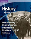 Korice knjige History for the IB Diploma: Peacemaking, Peacekeeping:...