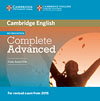 Korice knjige Complete Advanced Second edition - Class Audio CDs (3)