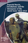Korice knjige History for the IB Diploma: Imperial Russia, Revolutions and the Emergence of the Soviet State 1853-1924